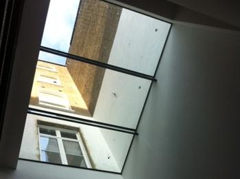 Frameless Glass Skylight