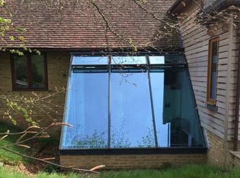 Glass Conservatory Windows